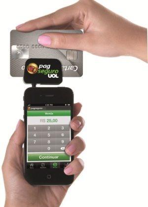 PagSeguro agora no celular e tablet