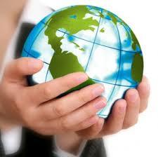 Empresas e empresários sustentáveis.