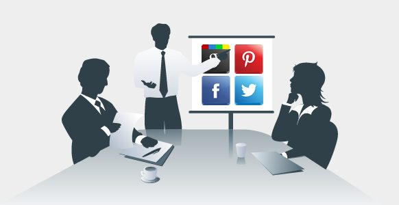 Marketing digital em redes sociais para pequenas empresas